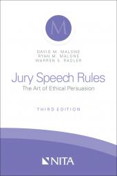 Jury Speech Rules: The Art of Ethical Persuasion cover