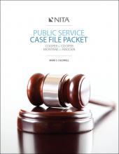 Public Service Case File Packet cover