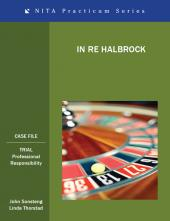 In Re Halbrock - Trial File cover