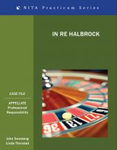 In Re Halbrock - Appellate File cover