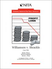 Williamson v. Shrackle & Shrackle Construction Company Case File cover