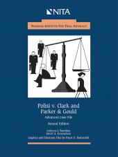 Polisi v. Clark and Parker & Gould Case File cover