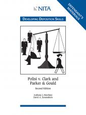 Polisi v. Clark and Parker & Gould Defendants Version cover