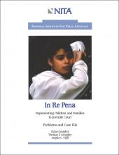 In Re Pena Case File cover