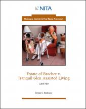 Estate of Bracher v. Tranquil Glen Assisted Living cover