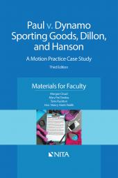 Paul v. Dynamo Sporting Goods, Dillon, and Hanson Faculty Version cover