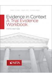 Evidence in Context cover