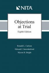 Objections at Trial cover