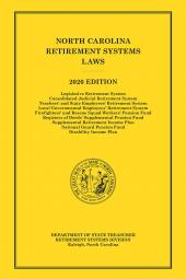 North Carolina Retirement Systems Laws cover