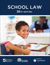 School Law (NYSSBA Members and Students Only) cover