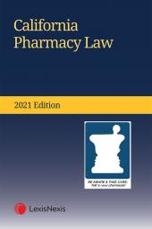 California Pharmacy Law cover