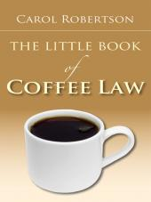 Little Book of Coffee Law cover