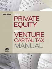 Private Equity and Venture Capital Tax Manual cover