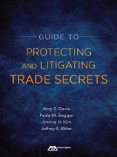 Guide to Protecting and Litigating Trade Secrets cover