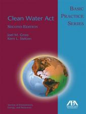 Basic Practice Series: Clean Water Act cover