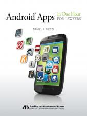 Android Apps in One Hour for Lawyers cover