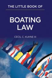 The Little Book of Boating Law cover