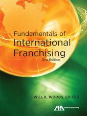 Fundamentals of International Franchising cover