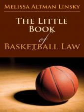 Little Book of Basketball Law cover