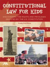 Constitutional Law for Kids cover