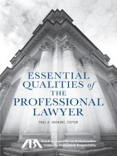 Essential Qualities of the Professional Lawyer cover