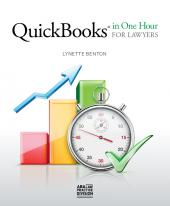 Quickbooks in One Hour for Lawyers cover