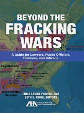 Beyond the Fracking Wars cover