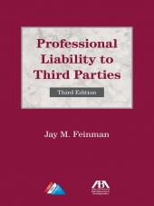 Professional Liability to Third Parties cover