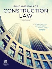 Fundamentals of Construction Law cover