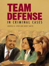 Team Defense in Criminal Cases cover