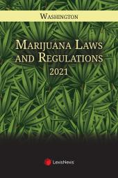 Washington Marijuana Laws and Regulations cover