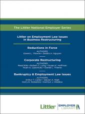 Littler on Employment Law Issues in Business Restructuring cover