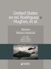 United States ex rel. Rodriguez v. Hughes, et al., Relators Version cover
