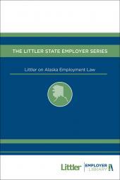 Littler on Alaska Employment Law cover