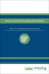 Littler on Arkansas Employment Law cover