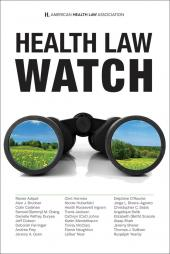 AHLA Health Law Watch (Non-Members) cover
