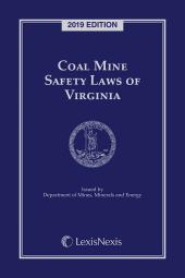 Virginia Coal Mine Safety Laws cover