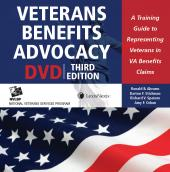 Veterans Benefits Advocacy DVD Set, Third Edition cover