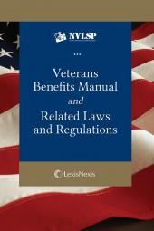 Veterans Benefits Manual and Related Laws and Regulations eBook cover
