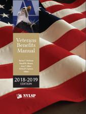 Veterans Benefits Manual cover