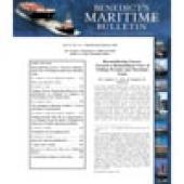 Benedict's Maritime Bulletin cover