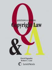 Questions & Answers: Copyright Law  cover