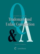 Questions & Answers: Trademark and Unfair Competition 2007 cover