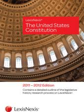 United States Constitution Pamphlet Edition cover
