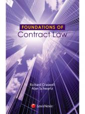 Foundations of Contract Law cover