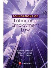 Foundations of Labor and Employment Law cover