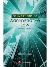 Foundations of Administrative Law, Second Edition cover