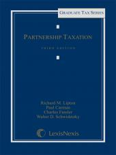 Partnership Taxation, Third Edition 2012 cover