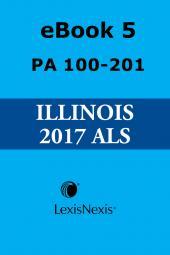 Illinois Advance Legislative Service cover