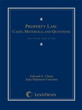 Property Law: Cases, Materials and Questions cover